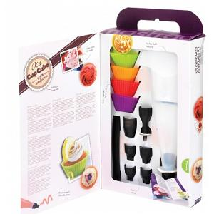 Mastrad Cupcake Baking Kit