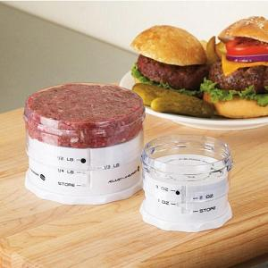 KitchenArt Adjust-A-Burger Hamburger Press