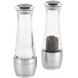 Cole & Mason Amesbury Salt & Pepper Mill Set