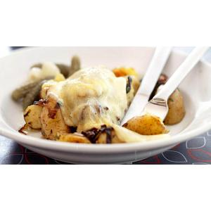 Raclette Potato Recipe