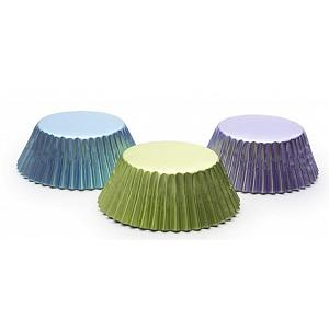 Fox Run Springtime Foil Baking Cup Set of 45
