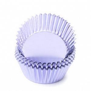 Fox Run Purple Foil Baking Cup Set of 32