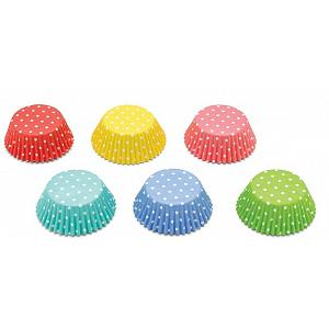 Fox Run Polka Dot Baking Cup Set of 300