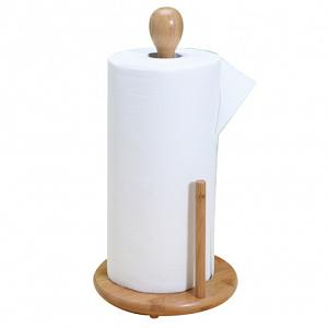 Natural Living Bamboo Paper Towel Dispenser