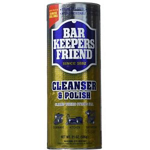Bar Keepers Friend 21oz Cleanser and Polish