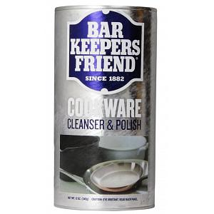 Bar Keepers Friend 12oz Cookware Cleanser and Polish