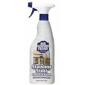 Bar Keepers Friend 25.4oz Stainless Steel Cleaner & Polish