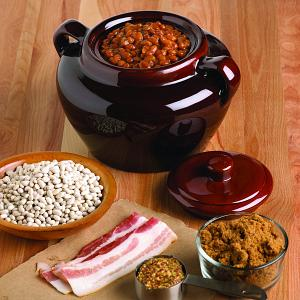 Fox Run 3.5qt Ceramic Bean Pot