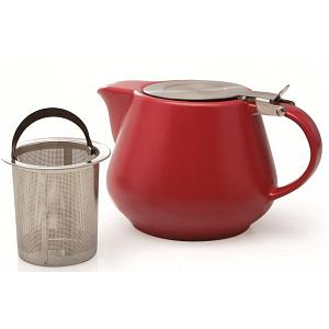 BIA Cordon Bleu Red Infusing Teapot
