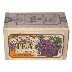 Metropolitan Tea Company Blackcurrant Tea