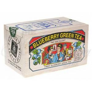 Metropolitan Tea Company Blueberry Green Tea