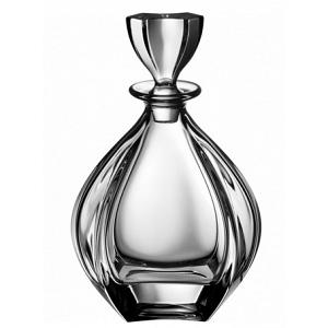 Bohemia Crystal Laguna Whisky Decanter