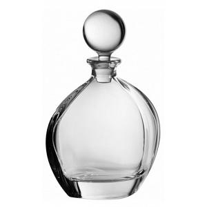 Bohemia Crystal Orbit Whisky Decanter