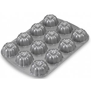 Nordic Ware Bundt Brownie & Cupcake Pan