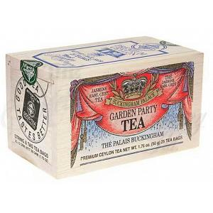 Metropolitan Tea Company Buckingham Palace Jasmine Earl Grey Tea
