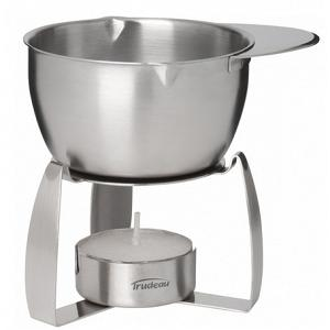 Trudeau Stainless Steel Butter Warmer
