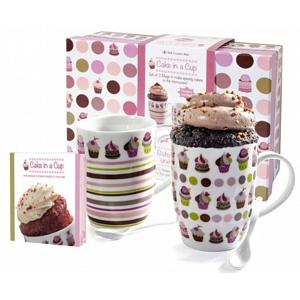 BIA Set of 2 Cake In A Cup Mugs