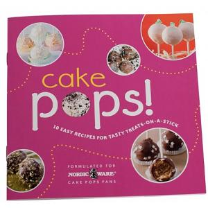 Nordic Ware Cake Pops Recipe Booklet