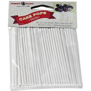 Nordic Ware Set of 50 Cake Pop Sticks
