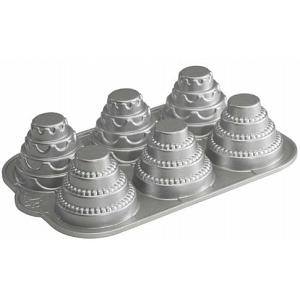 Nordic Ware Celebration Tiered Cakelet Pan