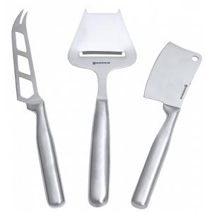 Swissmar 3 Piece Cheese Knife Set