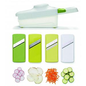 Chef'n Pull & Slice Box Mandoline Slicer