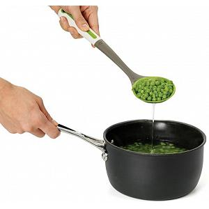Chef'n FreshForce Slotted Silicone Spoon