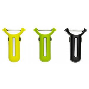 Chef'n Stack & Peel Peeler Set of 3