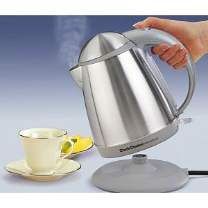 Chef's Choice 677SSG Cordless Electric Kettle
