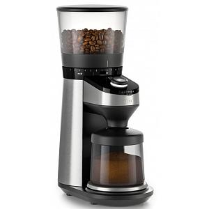 Oxo Conical Burr Coffee Grinder with Integrated Scale
