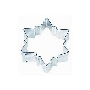 "Fox Run 3"" Pointed Snowflake Cookie Cutter"
