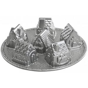 Nordic Ware Cozy Village Cake Pan