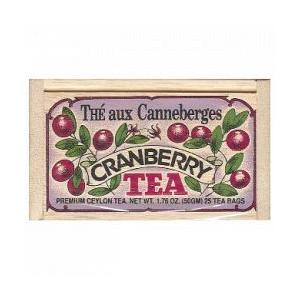 Metropolitan Tea Company Cranberry Tea