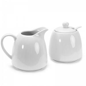 BIA Cordon Bleu Porcelain Cream and Sugar Set