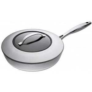 Scanpan CTX 26cm Covered Saute Pan