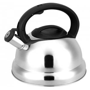 Cuisinox 3L Whistling Kettle with Mirror Finish