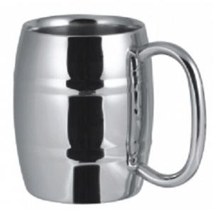 Cuisinox Double Walled Stainless Steel Beer Mug