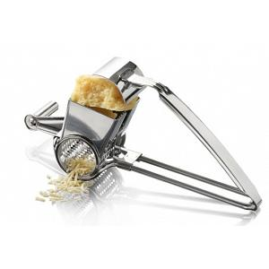 Cuisinox Stainless Steel Rotary Cheese Grater