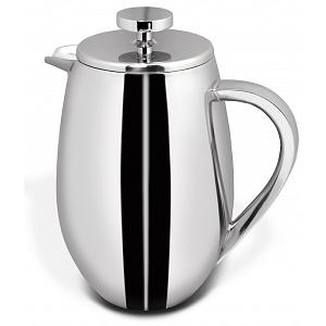 Cuisinox Double Walled Stainless Steel French Press Coffee Ma