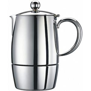 Cuisinox Firenza 10-Cup Stovetop Coffee Maker