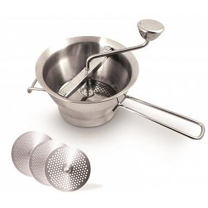Cuisinox Stainless Steel Food Mill