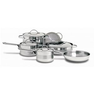 Cuisinox Gourmet 10 Piece Cookware Set