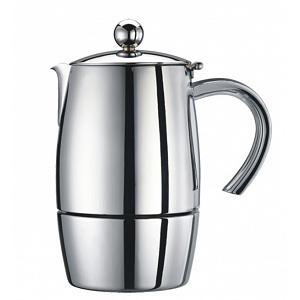 Cuisinox Liberta 3-Cup Stovetop Coffee Maker