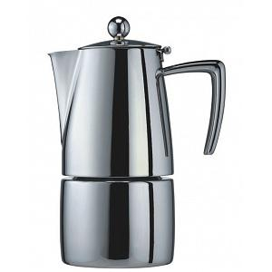 Cuisinox Milano 4-Cup Mirror Stovetop Coffee Maker