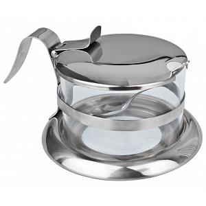 Cuisinox Parmesan & Sugar Bowl with Spoon