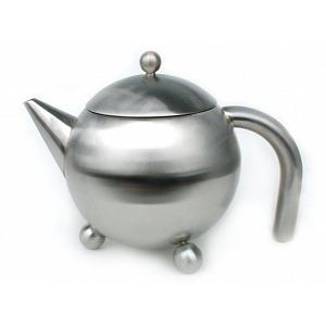 Cuisinox 0.9 L Stainless Steel Teapot with Infuser