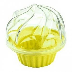 Fox Run Yellow Cupcake Carrier