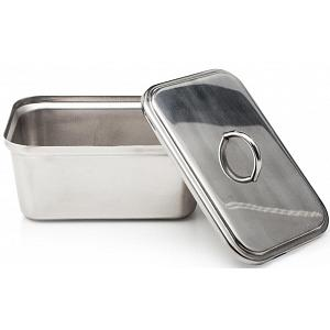 Danesco 1lbs Stainless Steel Butter Box