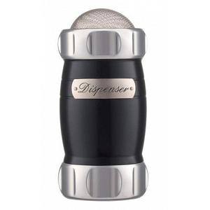 Marcato Black Sugar, Flour & Cocoa Sifter and Dispenser