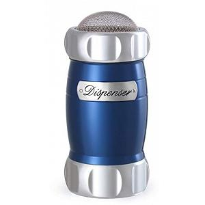 Marcato Blue Sugar, Flour & Cocoa Sifter and Dispenser